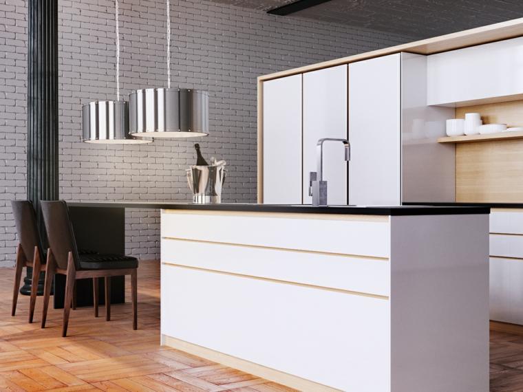 cuisine-moderne-simple-conception dîle