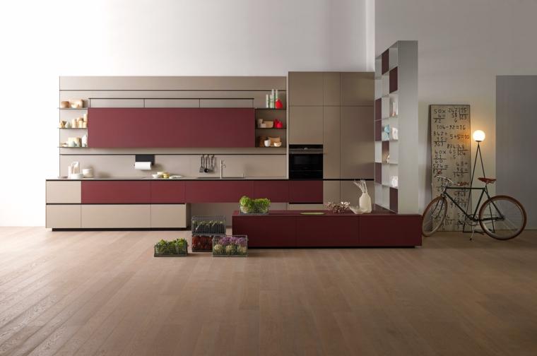 décoration pour cuisines-backsplashes-modern