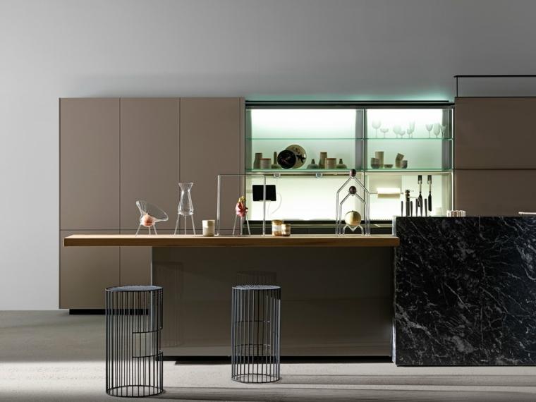 cuisines modernes-backsplash-elegant