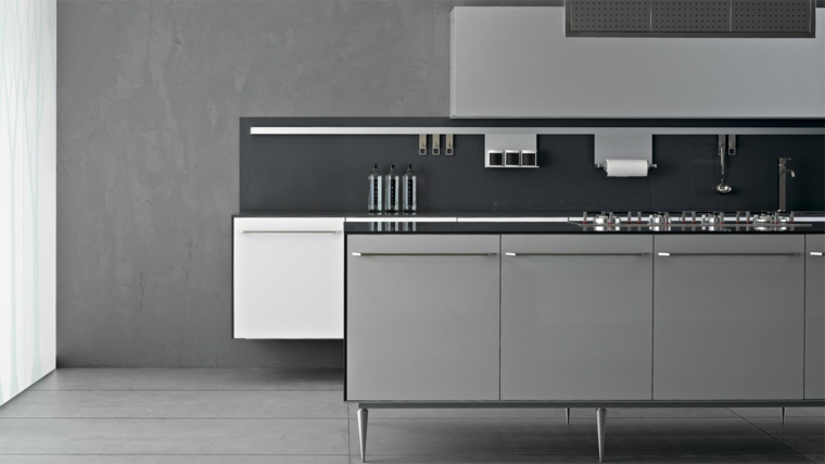 comment décorer une cuisine moderne
