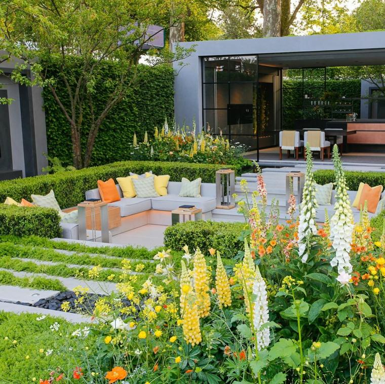 jardin écologique de LG
