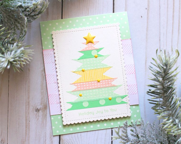cartes-de-joyeux-noel-washi-tape-tree