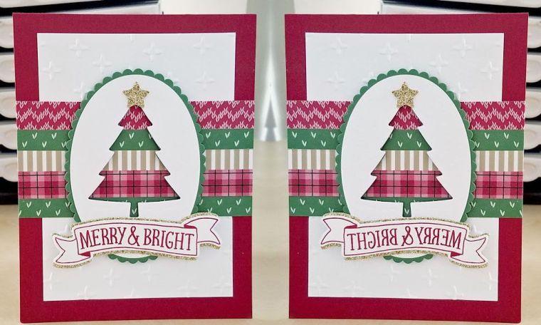 Joyeux Noël-cartes rouges