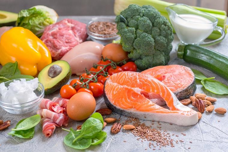 régime cétogène-manger-options