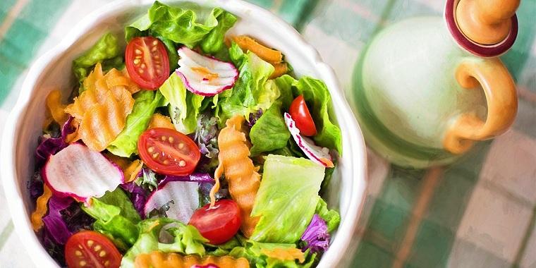 régime-cétogène-salade