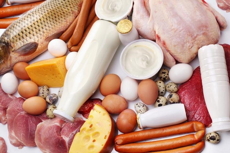 lait-viandes-régimes-cétogènes