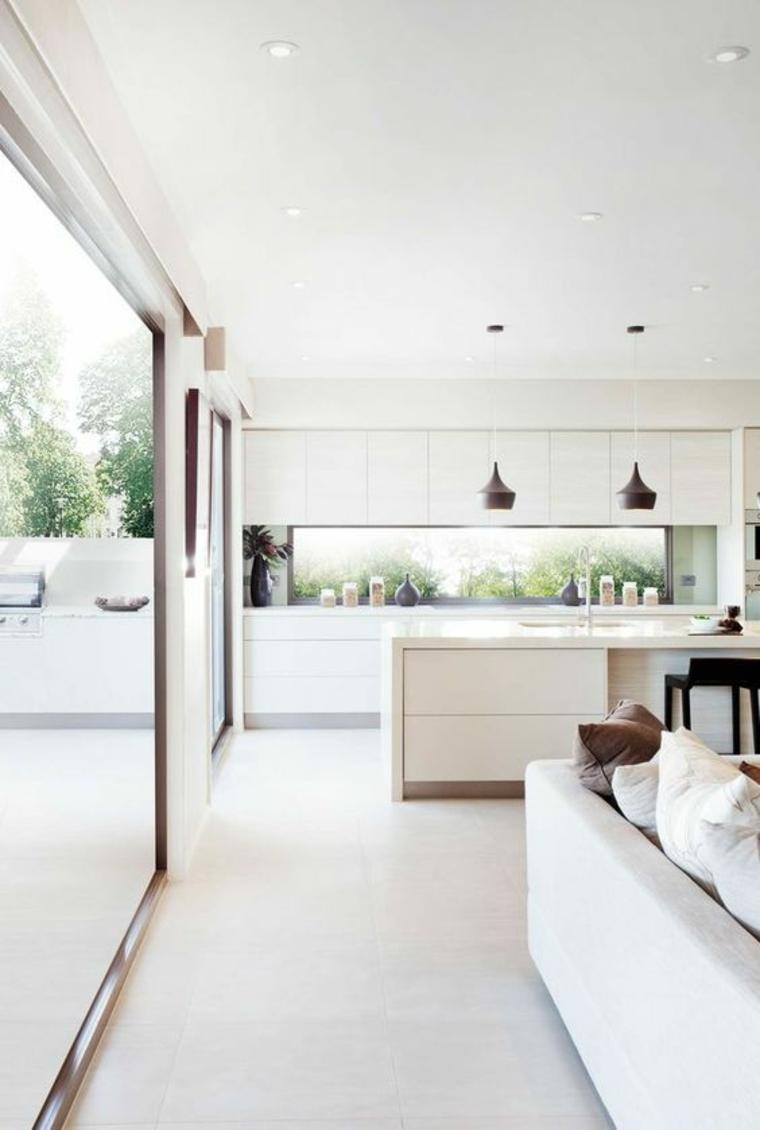 cuisine-blanche-moderne