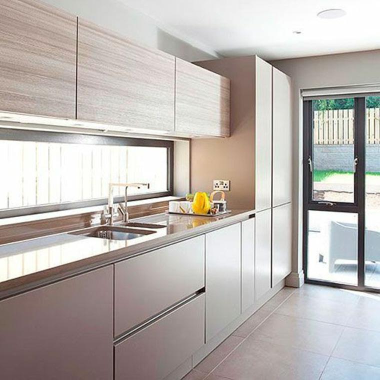 cuisine-neutre-avec fenêtre