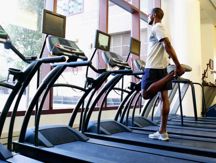 tapis roulant de fitness