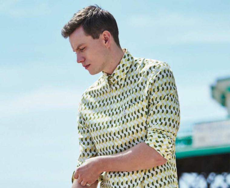 mode hommes-été-chemises