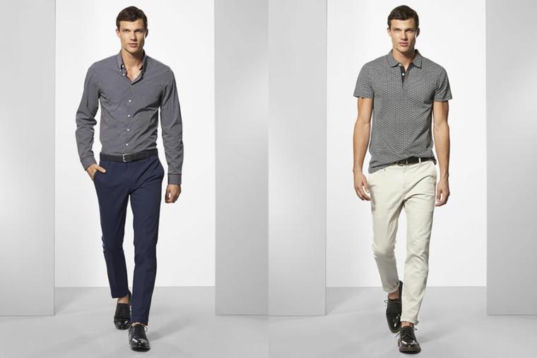 vêtements pour hommes-printemps-été
