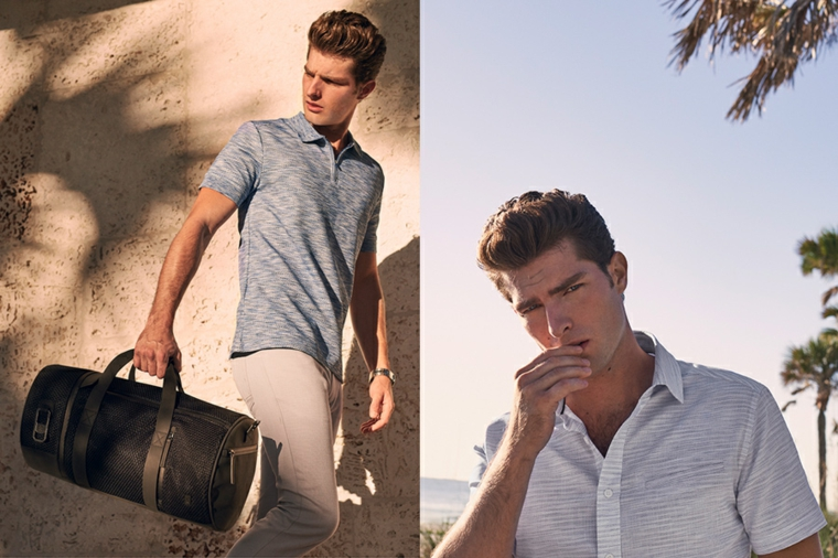 mode pour hommes-casual-plage