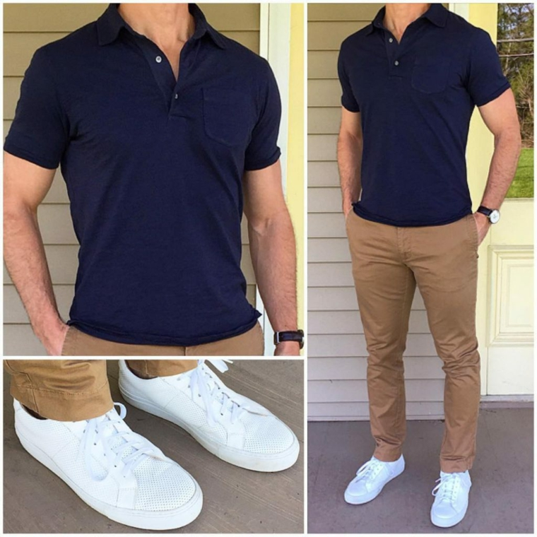 mode homme-casual-chaussures