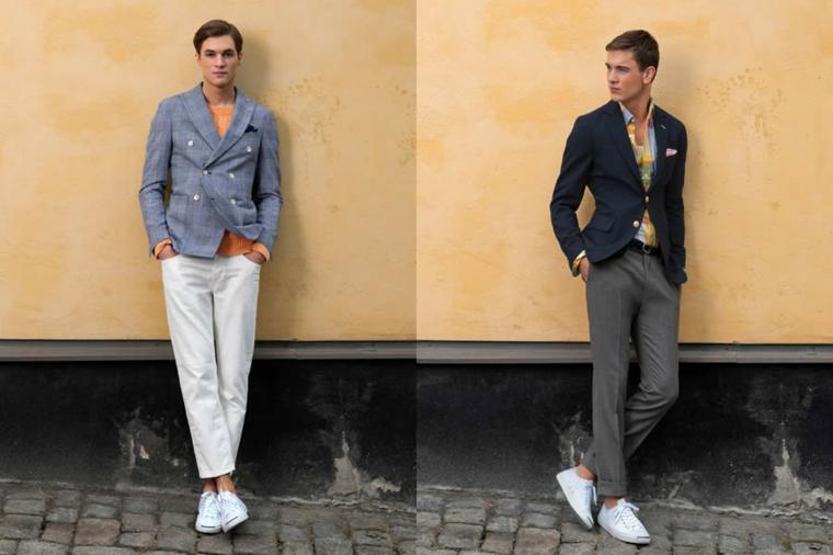 tendances de la mode-hommes-été