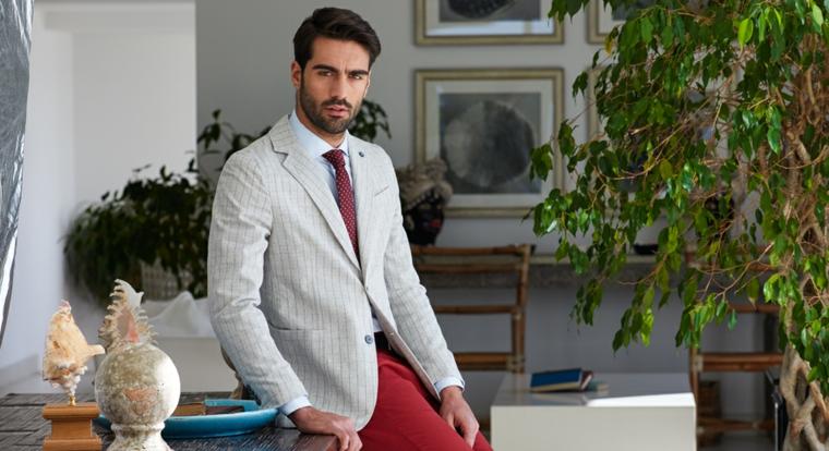 vêtements de mode pour hommes élégants