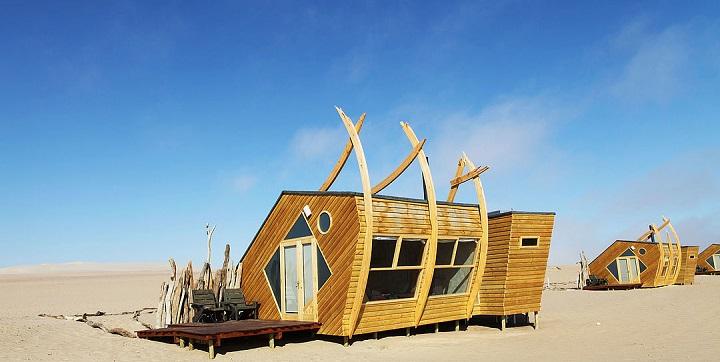 matériaux de contraste-maisons-bois
