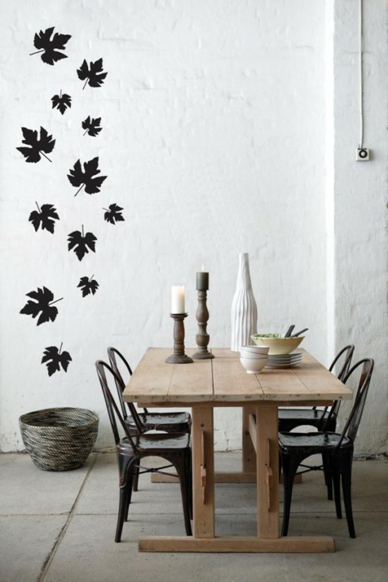 Idées de décoration dautomne scandinave élégante