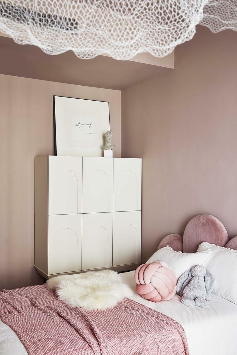 chambre-rose-moderne