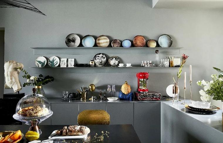 cuisine intérieure moderne