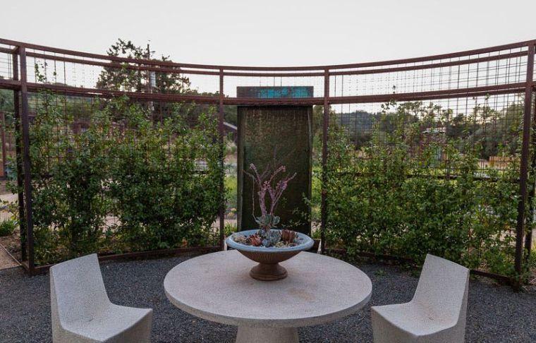 idées de meubles en pierre