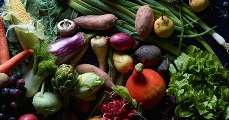 manger des légumes sains