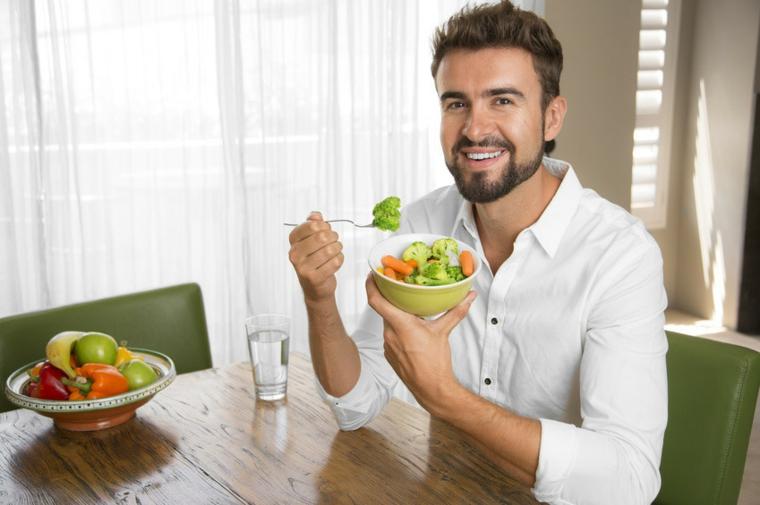 salade de lhomme