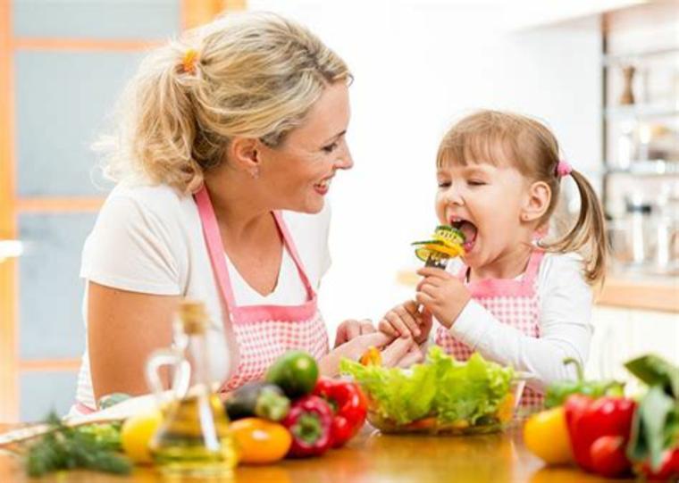 légumes mangeurs