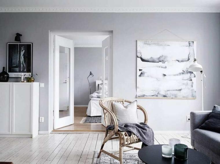 couleurs pour intérieurs-style scandinave