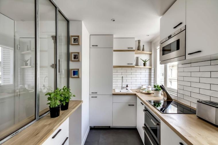 intérieurs conçus de style scandinave