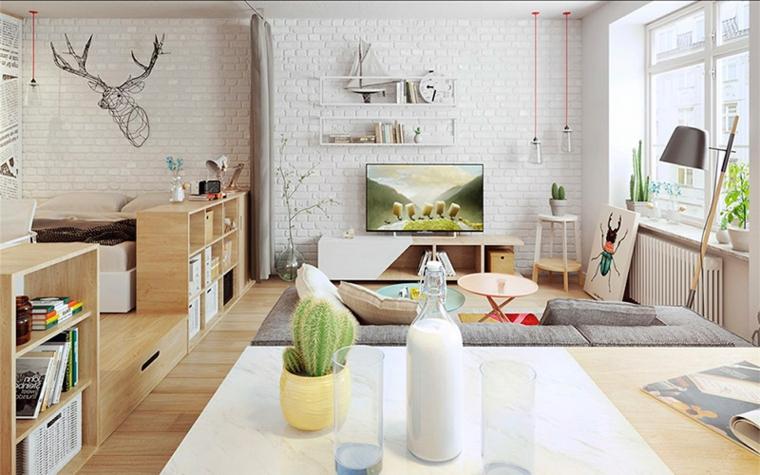 styles de design des intérieurs nordiques