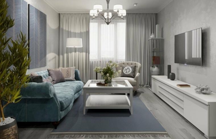 styles de design dintérieur-salons