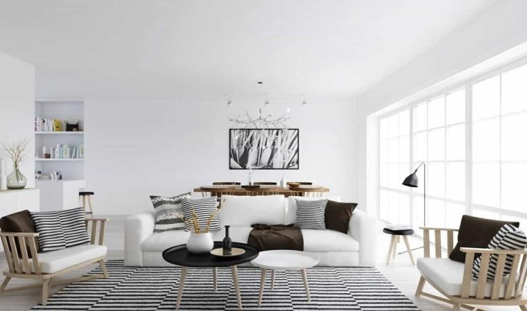 Peinture pour intérieurs de style scandinave