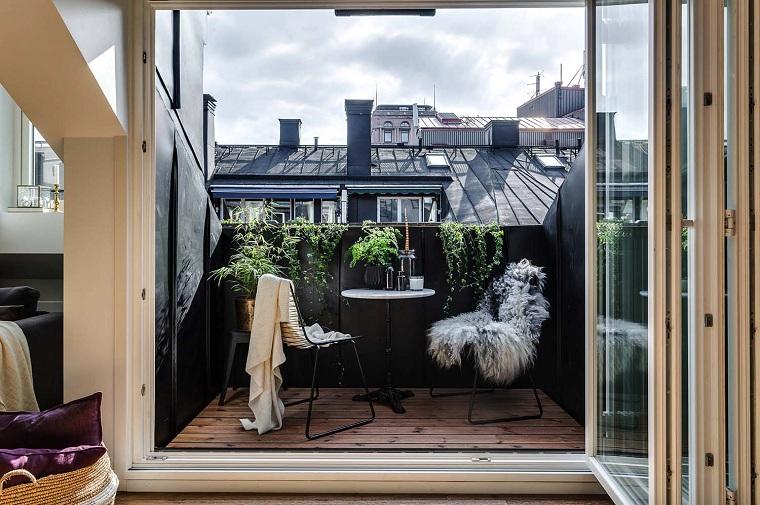 design-extérieur-balcons-hiver-idées