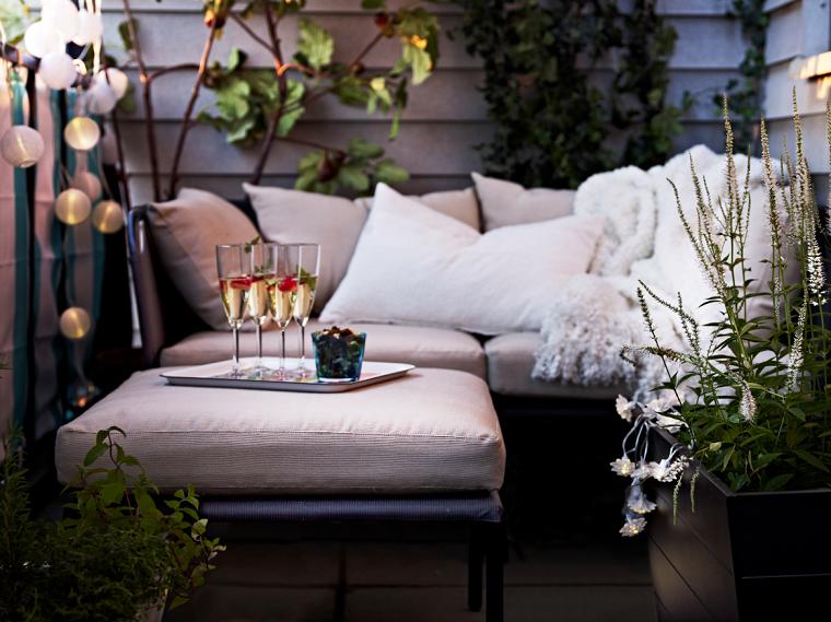 balcon-maison-idées-décoration-simple