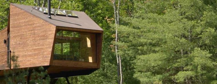 formes géométriques-maison-bois