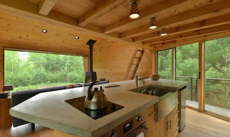 environnement-cuisine-bois-rustique
