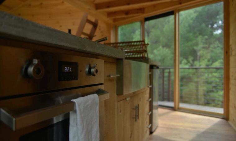 détails-cuisine-moderne-bois