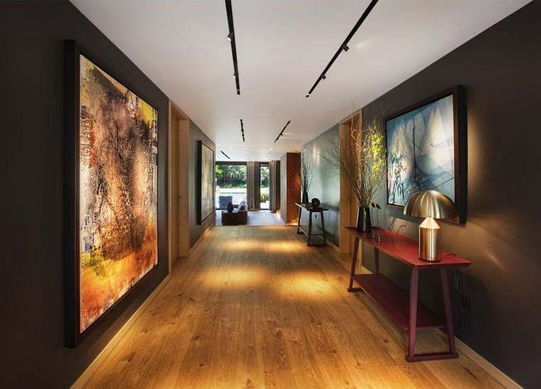 maisons-moderne-interieur-design-entree-plancher-bois
