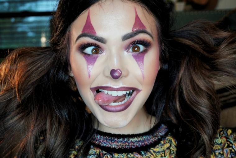 maquillage-de-mort-bouffon-effrayant