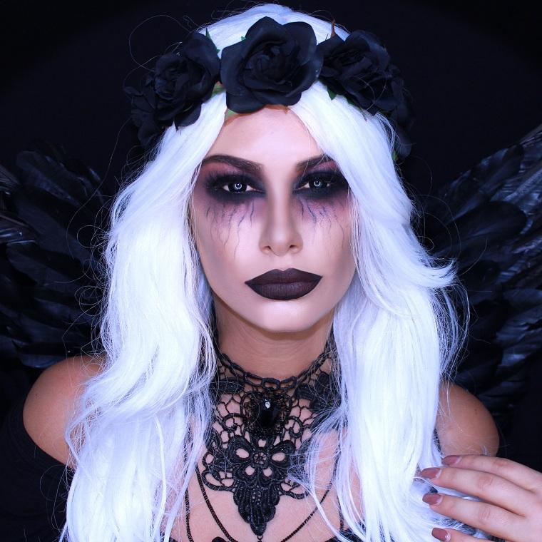 maquillage-halloween-inspiré-vampire-original