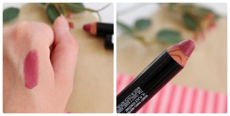crayons de maquillage simples