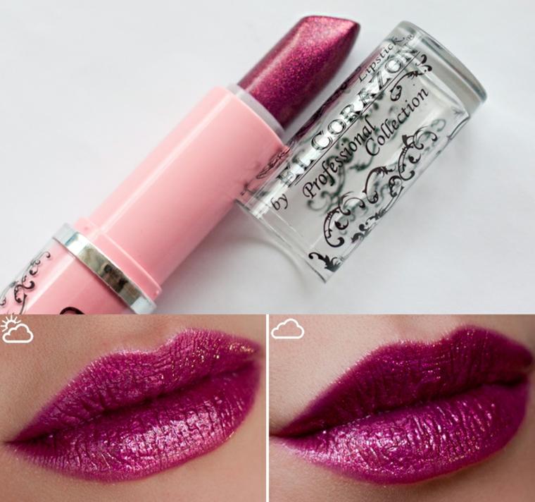 maquillage secrets-lèvres-maison