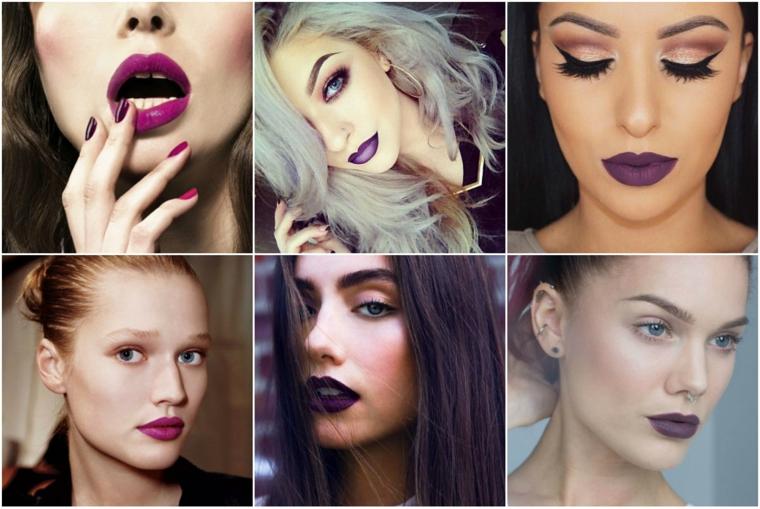 Maquillage étape-par-étape