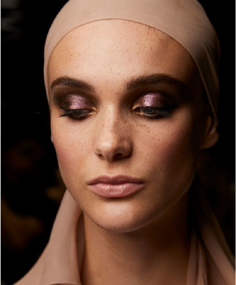 Tom-Ford-printemps-2019-style maquillage