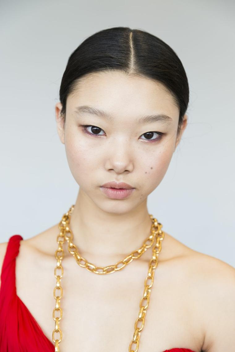 oscar-de-la-renta-primavera-2019-maquillaje-pasarelas-ideas