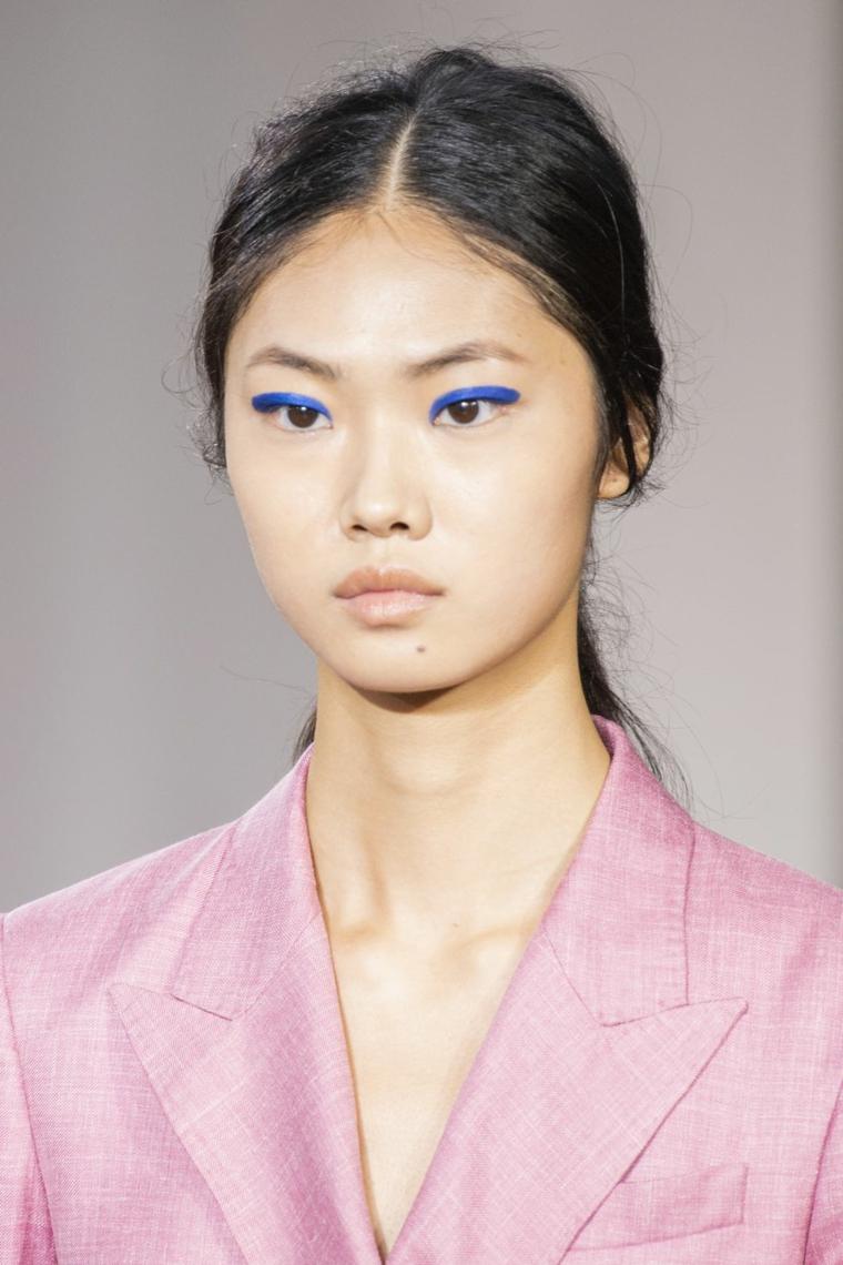 Gabriela Hearst Primavera 2019 Maquillaje Pasarelas Ideas