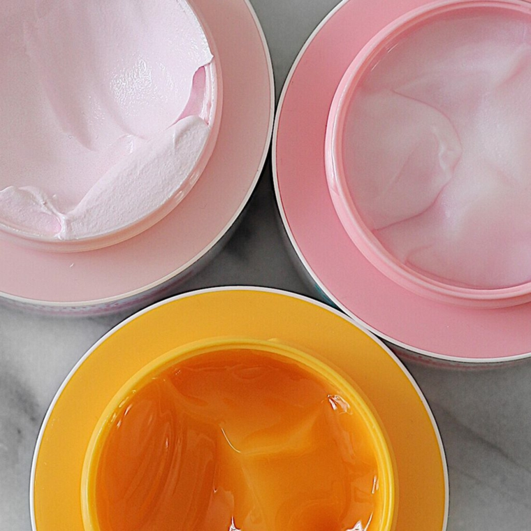 masques pour le visage-melon deau-miel
