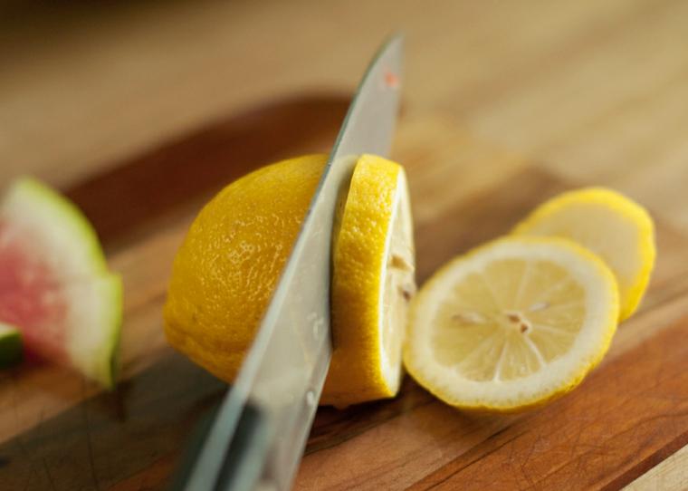 masques maison-citron-melon deau