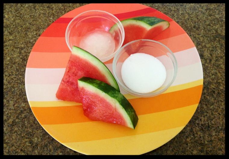 recettes maison pour les rides-melon deau