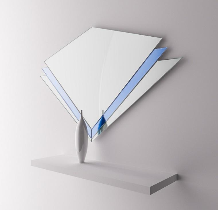 miroir moderne-original-décorer
